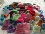 baby hats for Moma